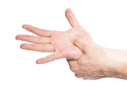 Taubheitsgefühle in den Händen