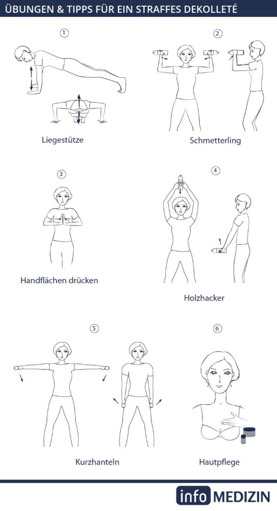 Brustvergrößerung ohne OP Gibt es effektive Alternativen